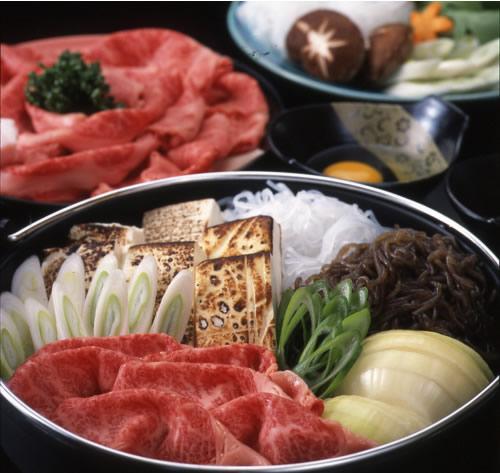 pot délicate sauce sukiyaki et sukiyaki recipes dishmaps tokyo ...